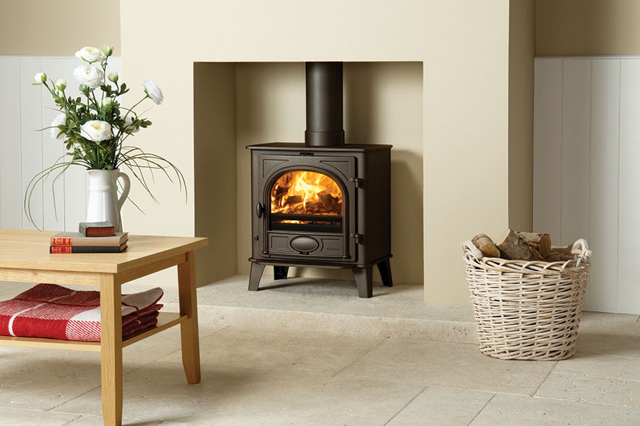 Stockton 7 Woodburning Stove Grate Fireplaces
