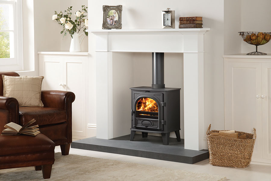 Stockton 5 Woodburning Stove Grate Fireplaces
