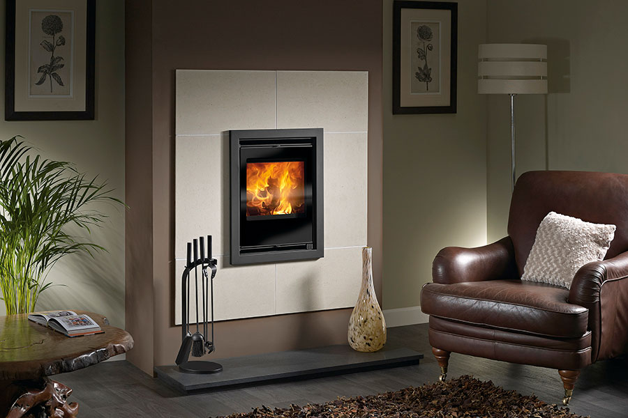 Sirius 450 Inset Multi-Fuel Stove Grate Fireplaces