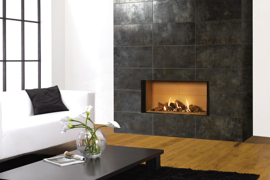Riva2 1050 BF Edge at Grate Fireplaces