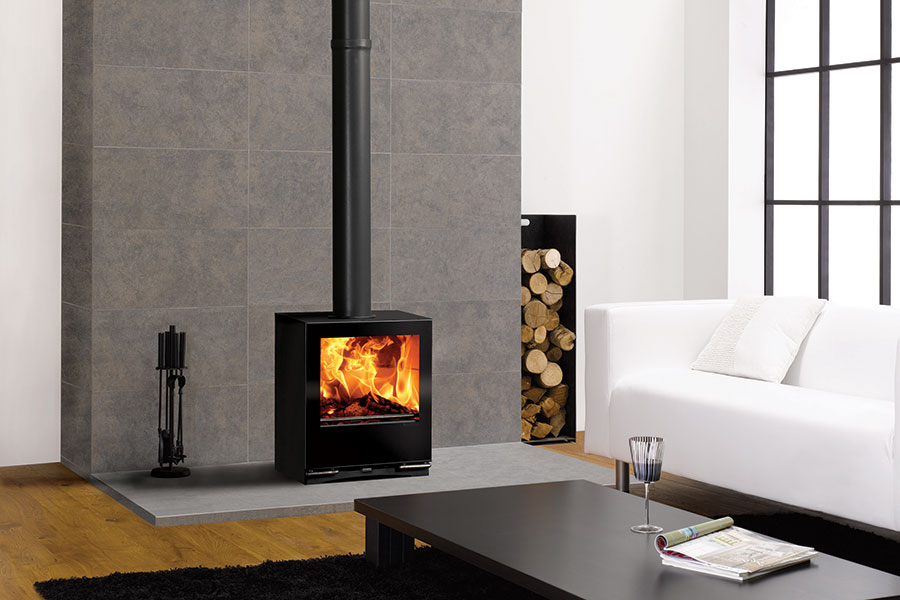 Riva Vision Medium 3 Grate Fireplaces