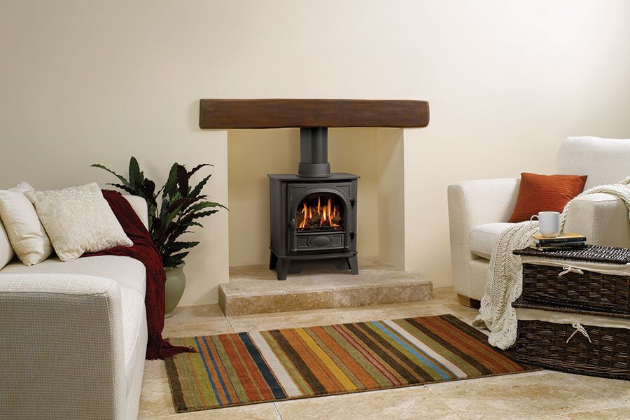Stockton 5 Gas Stove Grate Fireplaces
