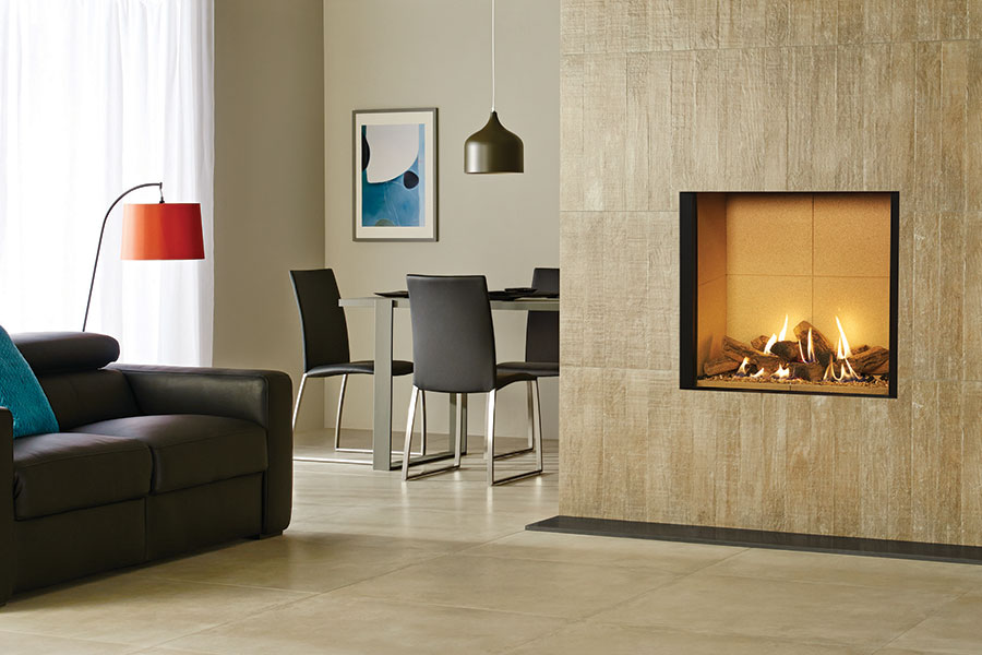 Riva2 800 Edge at Grate Fireplaces