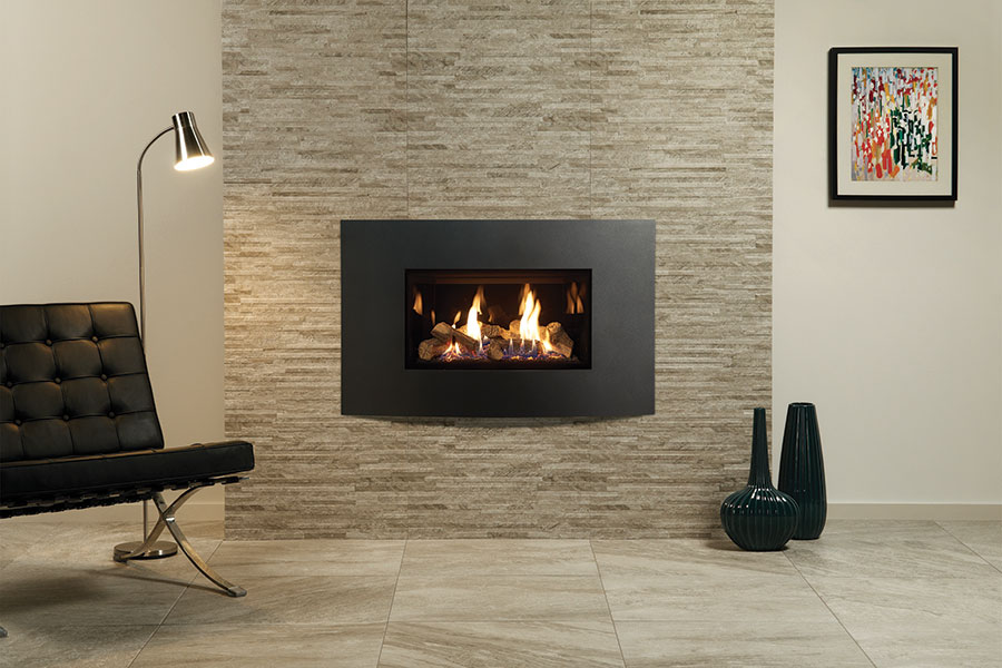 Riva2 Verve XS Graphite at Grate Fireplaces