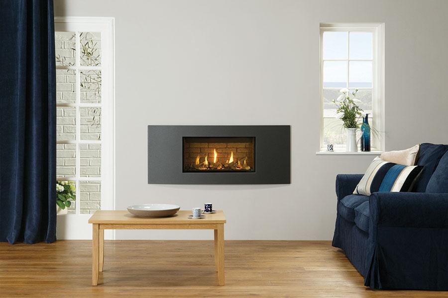 Studio 1 Slimline Verve at Grate Fireplaces