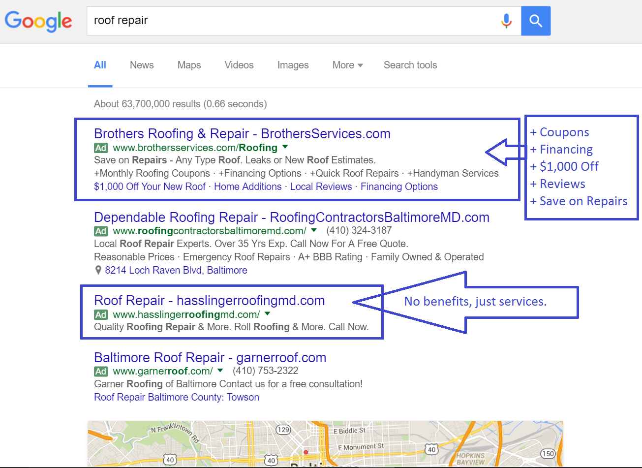 3 Reasons Why 90% Of Roofers Lose Money With Adwords