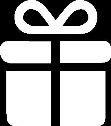 Geschenk Icon Gut Hügle