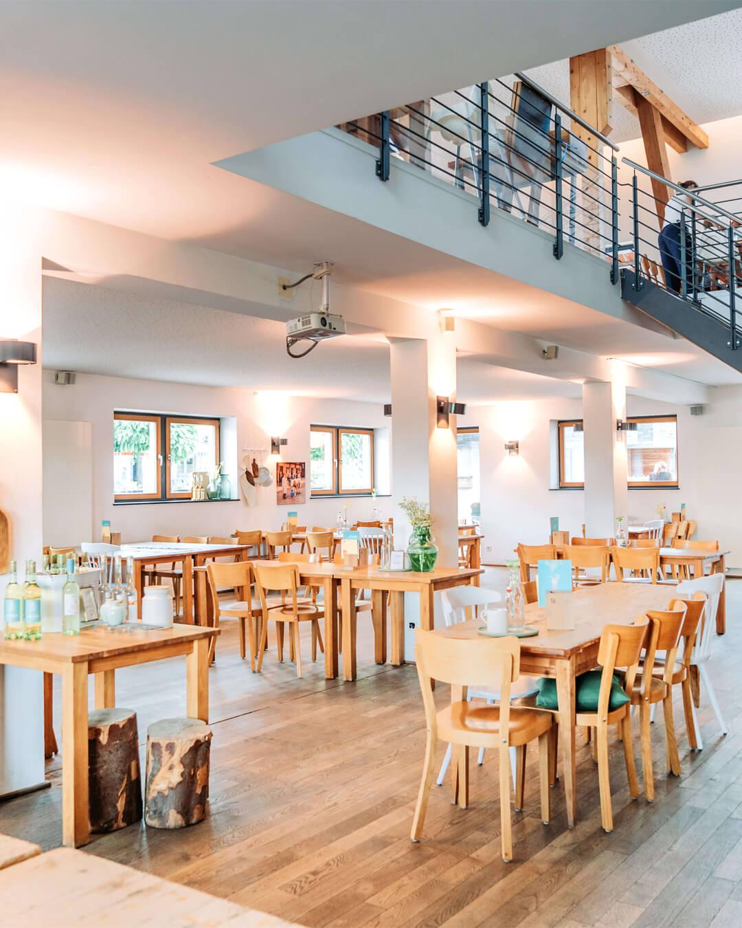 Restaurant Ravensburg auf Gut Hügle Erlebnishof
