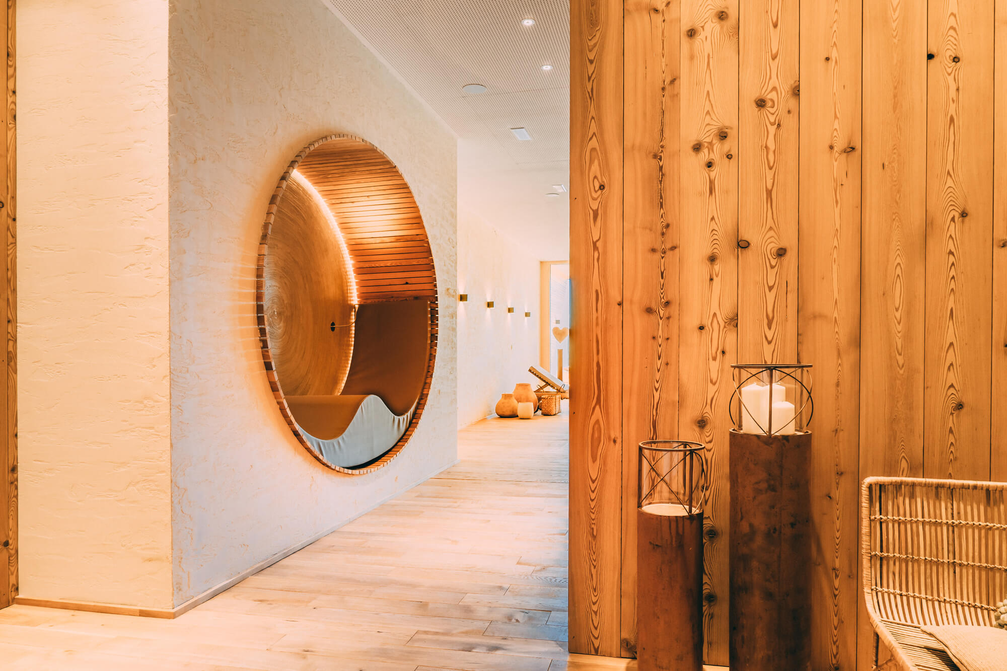 Family SPA and Wellness at Gut Hügle in Ravensburg on Lake Constance