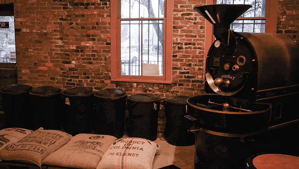 Лучшее оборудование для обжарки кофейного зерна