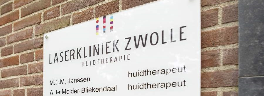 Huidtherapie in Wolvega. Het team van Laserkliniek Zwolle specialist in huidtherapie en lasertherapie staat voor u klaar