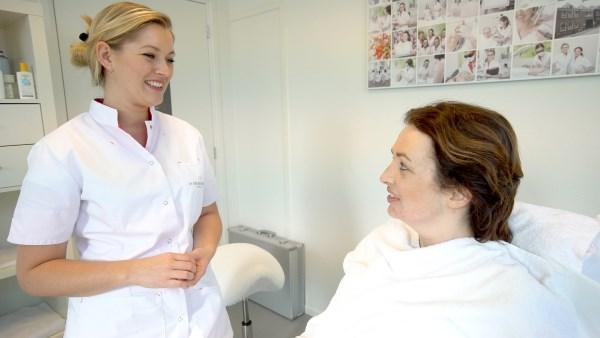 3-1 in behandeling bij Laserkliniek Zwolle-Huidtherapie