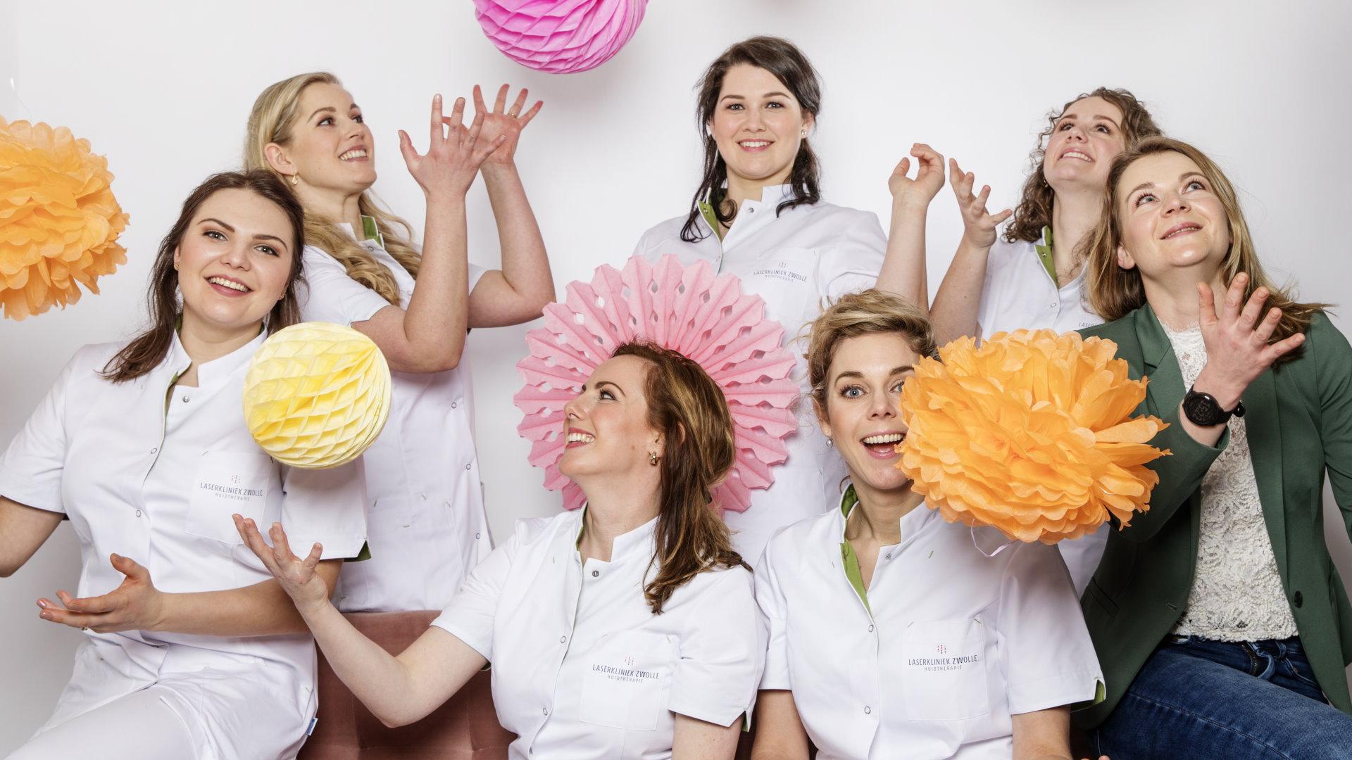 Laserkliniek Zwolle al 12,5 jaar specialist in huidtherapie en lasertherapie🎉🎈