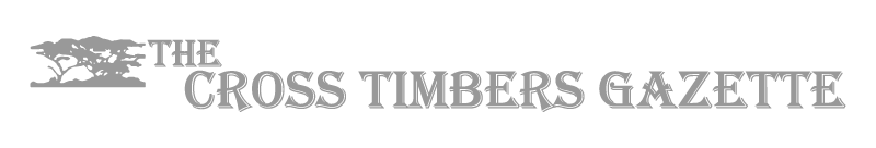 The Cross Timber Gazette Logo