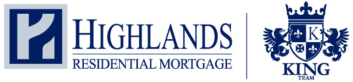 Your King Team at Highlands Residential Mortgage Logo