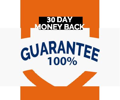 Progeektech money back guarantee