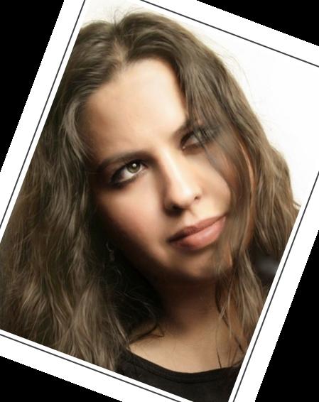 Photo of Marialicia Leon in her Berklee years