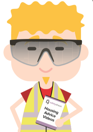 Efficient and Engaging Health & Safety Information - Meet Safety Shaun!