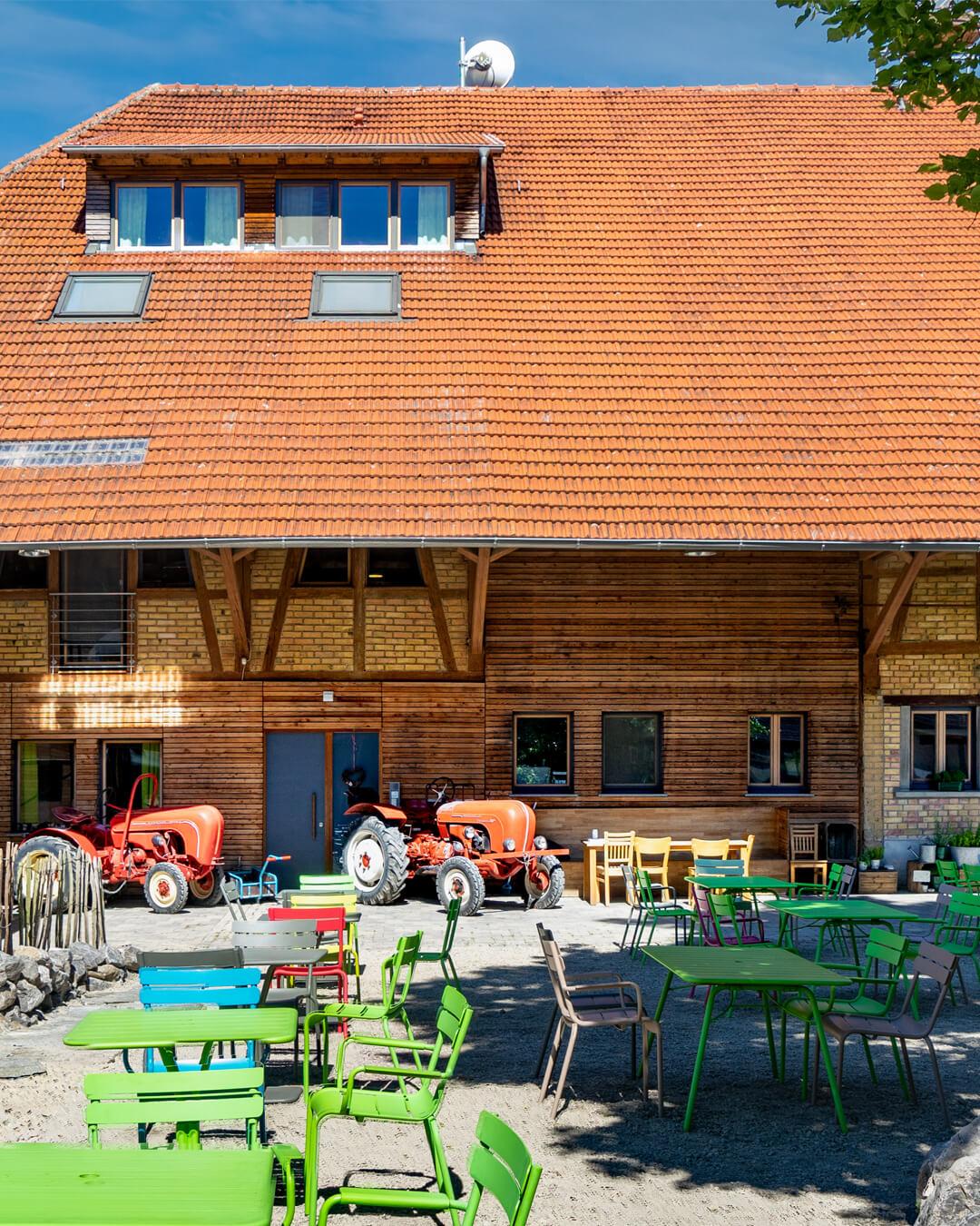 Gut Hügle adventure farm