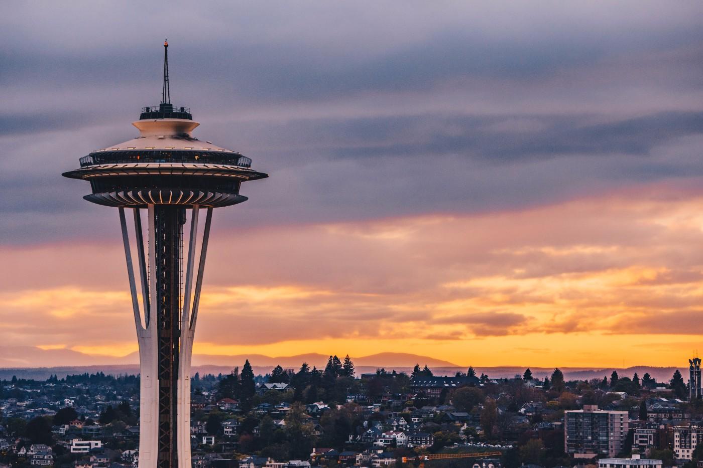 Landscape Seattle