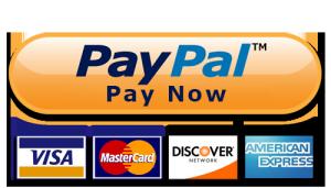 paypal and credit card logos