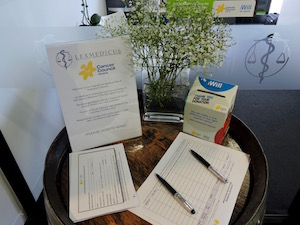 Lex Medicus surpassed our fundraising goal for the Cancer Council Victoria