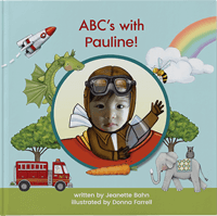 Personalized book that was created and added to Read Your Story cart