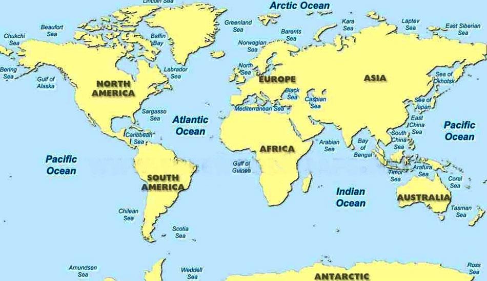 Pacific Ocean - Rannoch