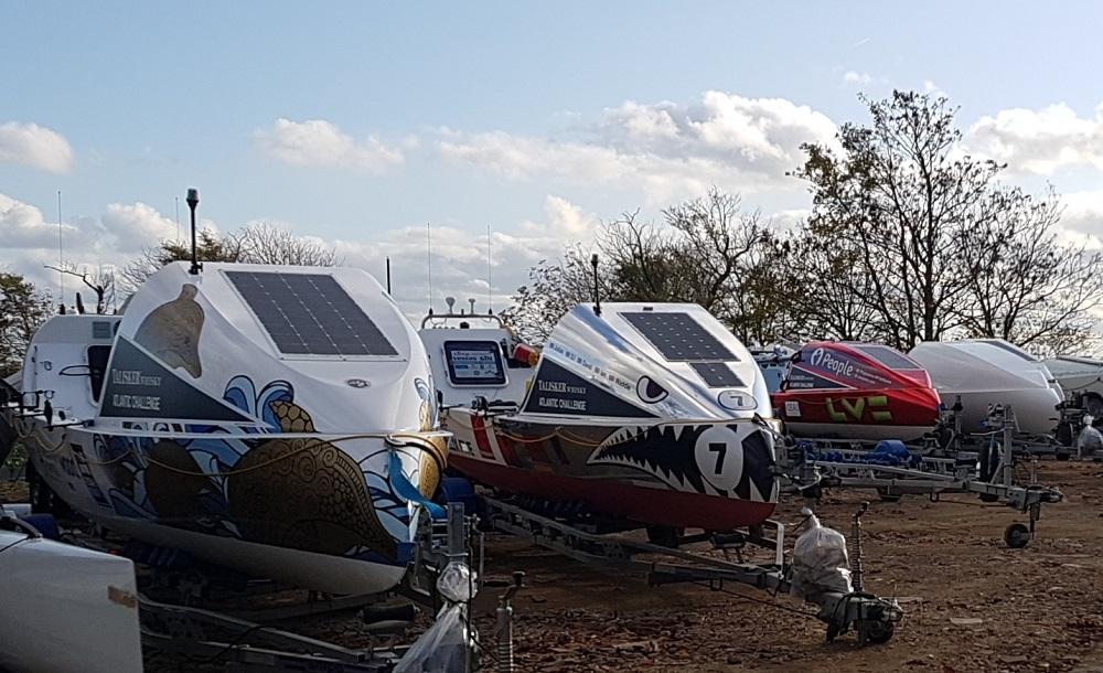 Rannoch Adventure Our Boats