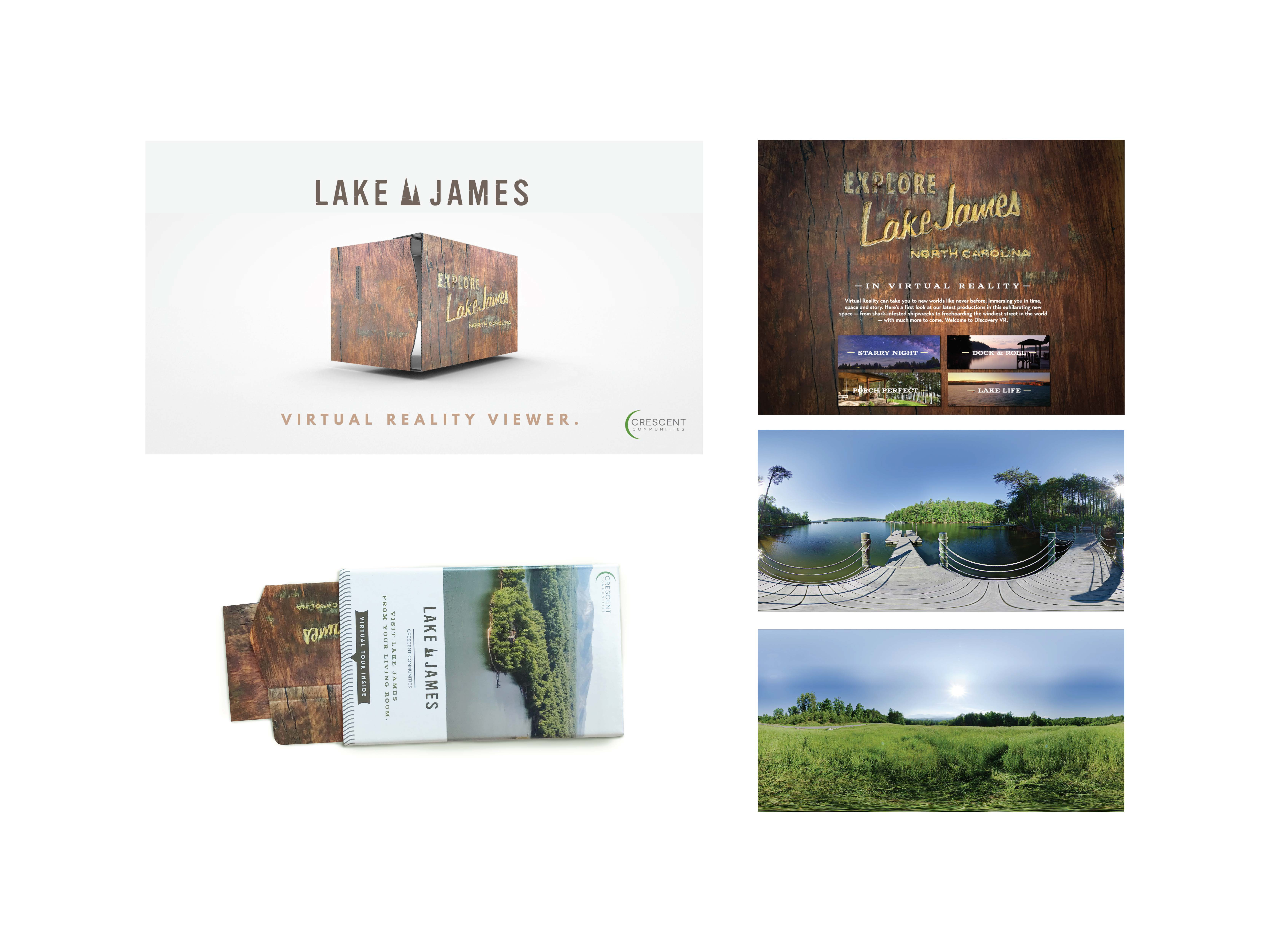 Lake James Content Marketing Compilation