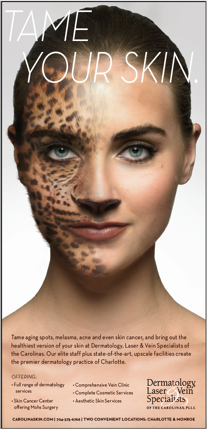 Inspired by Nature: DLVSC's Tame Your Skin Campaign