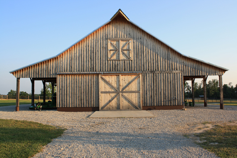 Sherman Barn Project