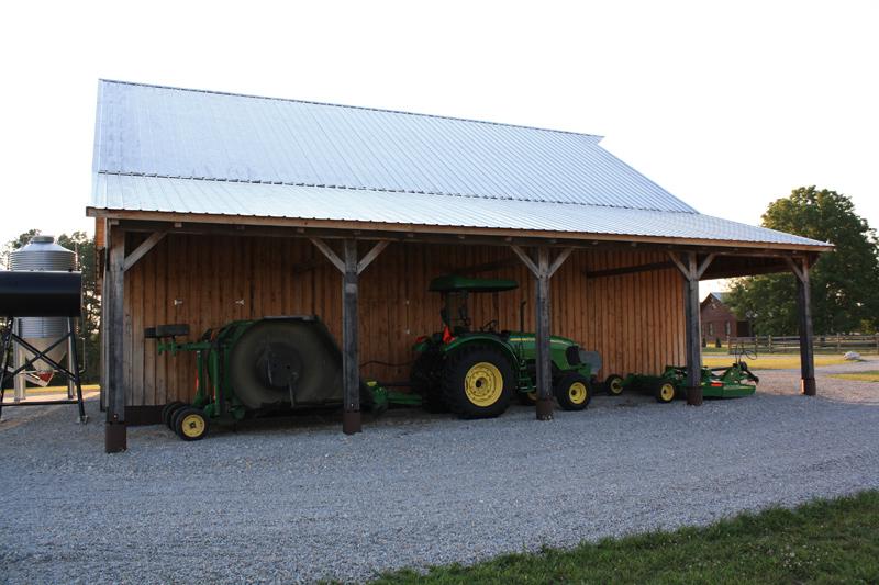 Sherman Barn Project