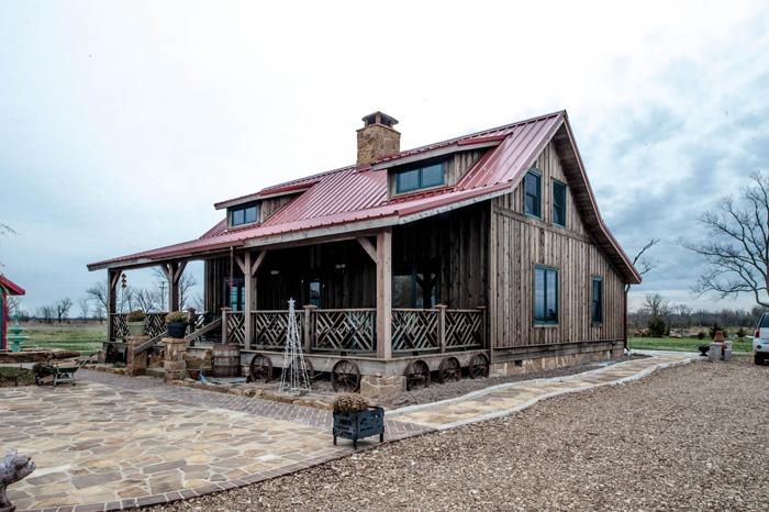 Woestman Cabin
