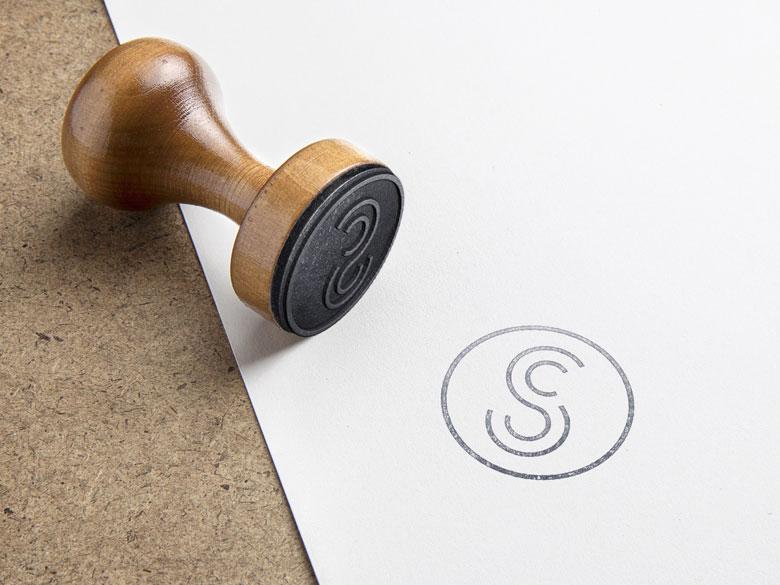 Chantal Sallustin Artiste Graveur – Logo