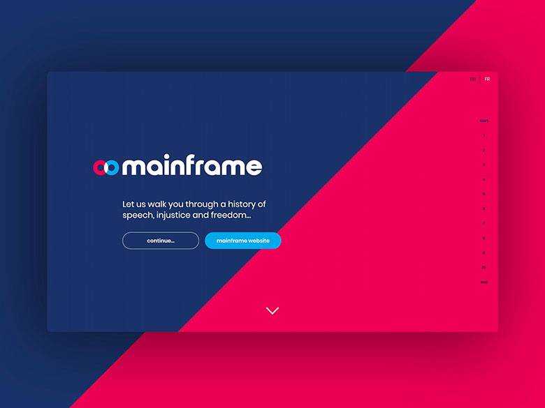Mainframe for freedom