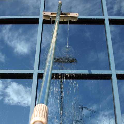 Commercial Window Cleaning in Raleigh
