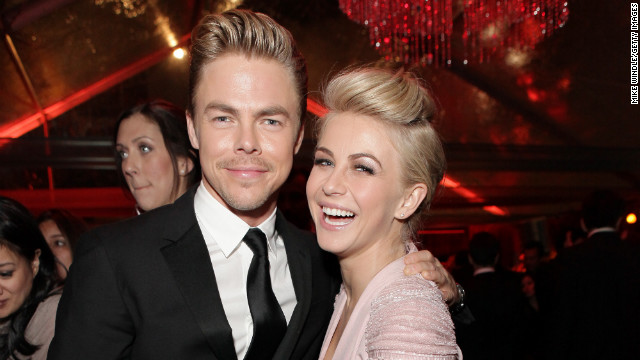 Julianne & Derek Hough