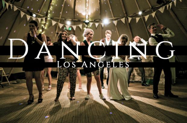 Dancing in Los Angeles