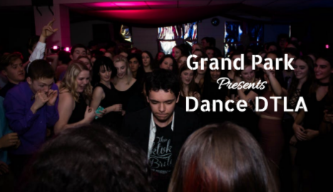 dance dtla grant park