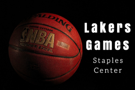 Lakers Games at Staples Center