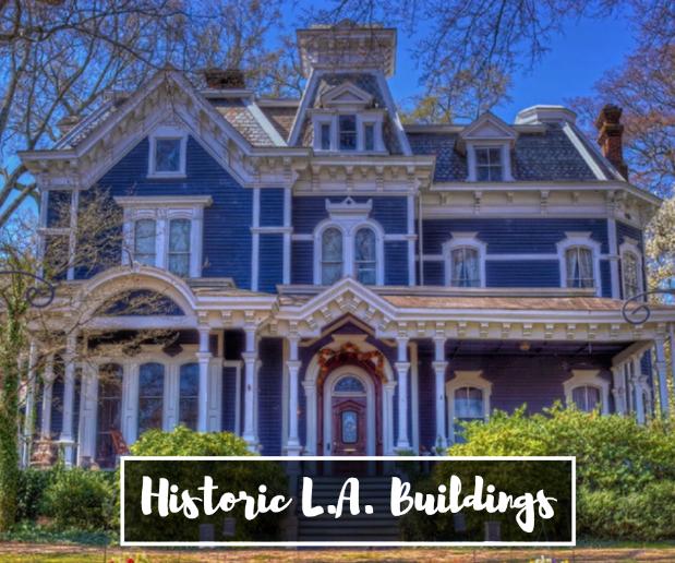 historic landmarks dtla