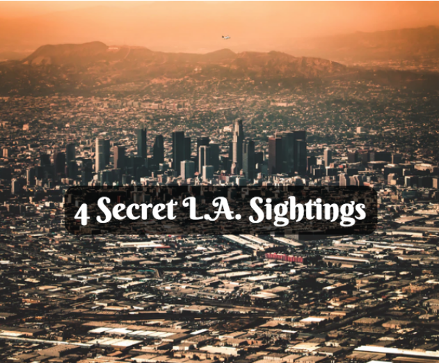 hidden secrets spots in LA
