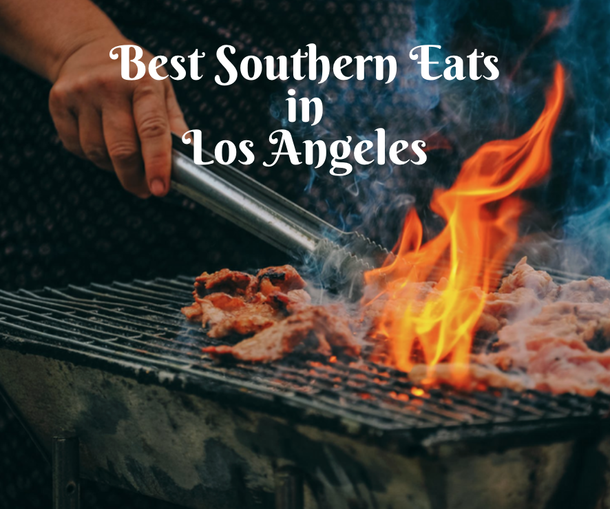 best southern food LA