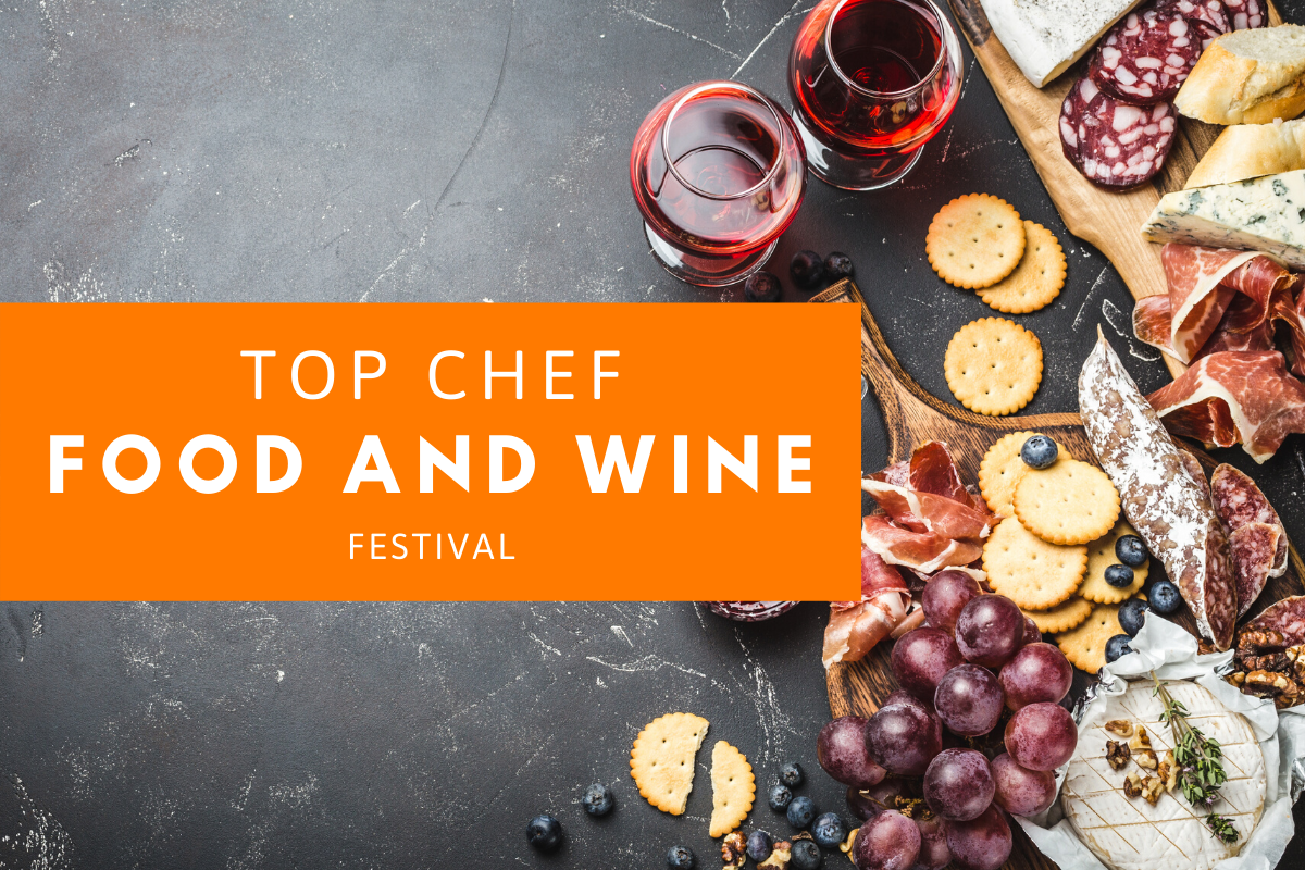 Top Chef Food & Wine Festival 2020