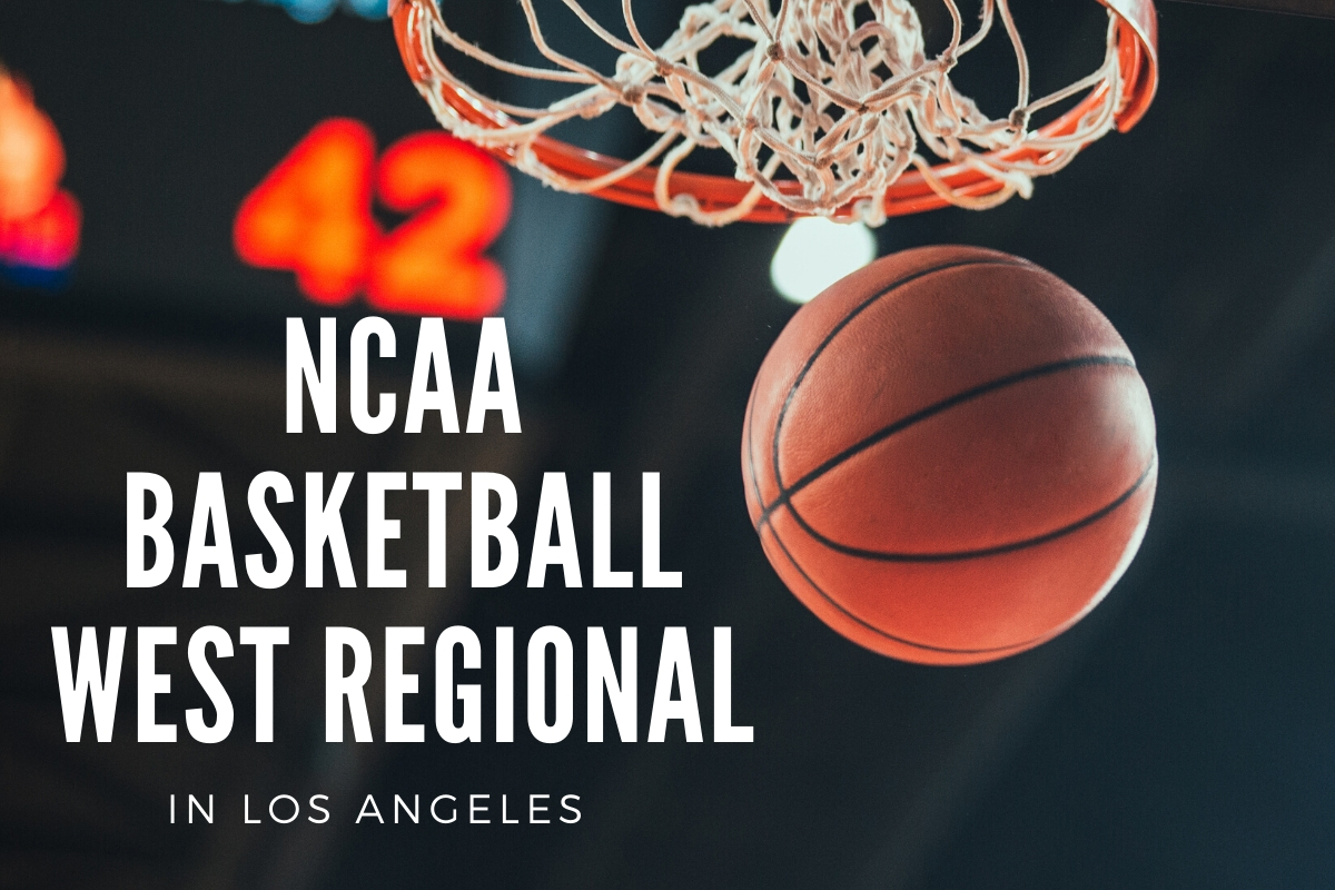 NCAA Basketball West Regional in L.A.