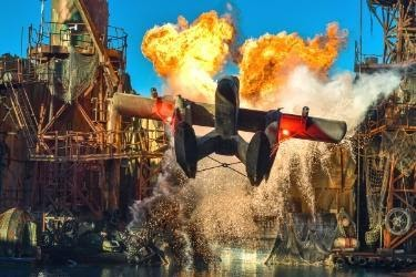 Universal Studios Hollywood Show