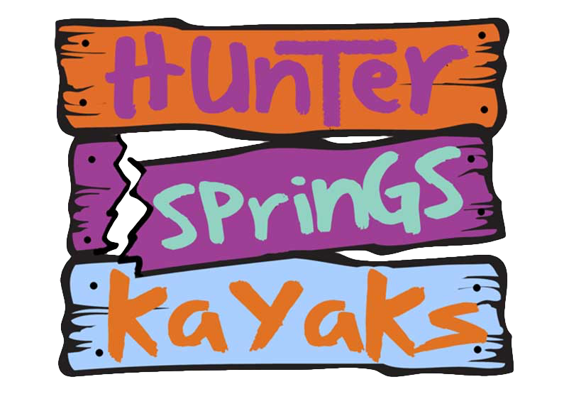 Hunter Springs Kayak with link to their website