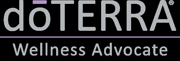 dōTERRA wellness advocate logo