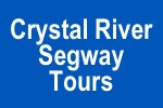 Crystal River Segway tours with link to their website